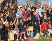 High Five Foundation wint vrijwilligersprijs 2017